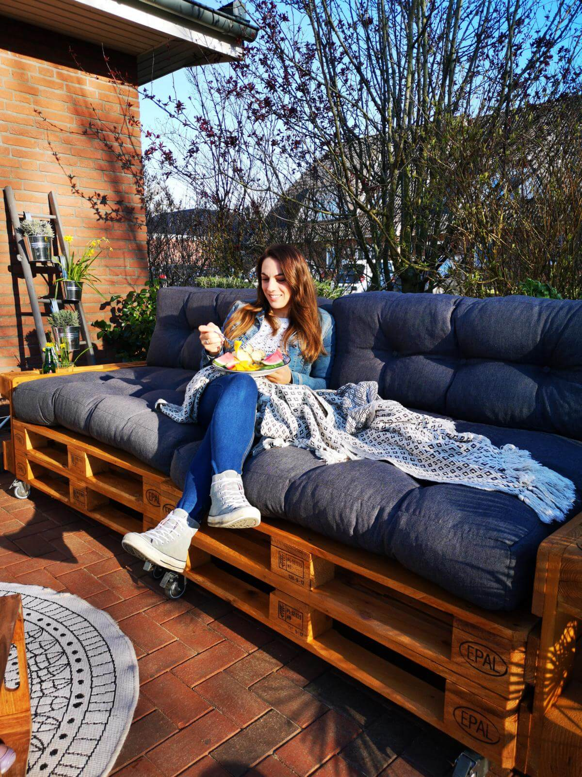 paletten sofa couch bequem